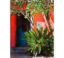 Aros House, Tucson, Arizona Photographic Print