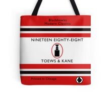 Nineteen Eighty Eight Book Cover Tote Bag