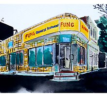 Fung Chinese Food in Hartford, Connecticut by Daniel Gallegos