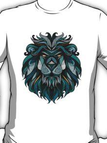 Lion Deep Totem T-Shirt