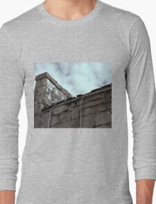 Building in HDR  Long Sleeve T-Shirt