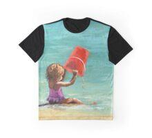 Beach girl Graphic T-Shirt