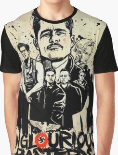 Inglorious basterds Graphic T-Shirt