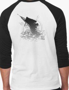 Sail FL Men's Baseball ¾ T-Shirt