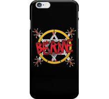 "Bernie ""Star of David"" Slayer Parody iPhone Case/Skin"