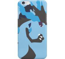 Minimalist Mega Charizard X iPhone Case/Skin