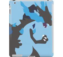 Minimalist Mega Charizard X iPad Case/Skin