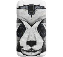 Panda Deep totem Samsung Galaxy Case/Skin