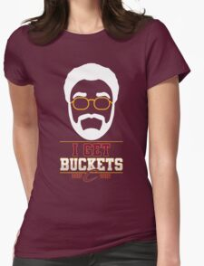 I GET BUCKETS - All In 2016 Womens Fitted T-Shirt