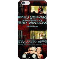 Rear Window iPhone Case/Skin