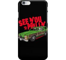 See you In Philly Bernie Sanders DNC 2016 iPhone Case/Skin