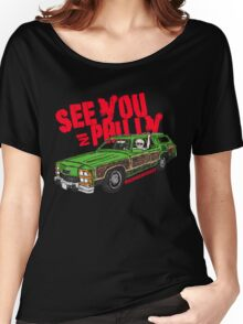 See you In Philly Bernie Sanders DNC 2016 Women's Relaxed Fit T-Shirt