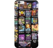 Super Effective II - Black iPhone Case/Skin