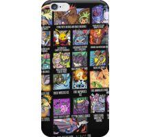 Super Effective II - Black iPhone Case/Skin