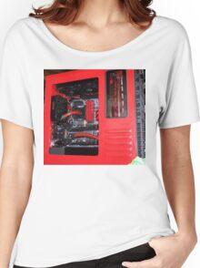 Basement Weapons 2014  Women's Relaxed Fit T-Shirt