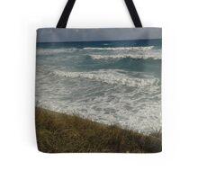 Grassy Ocean Tote Bag