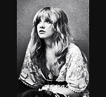 Stevie Nicks Classic White Witch Portrait Classic T-Shirt