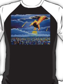 if thine eye offend thee... T-Shirt