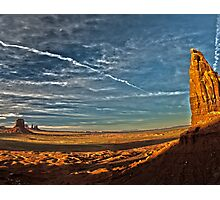 The Wild, Wild West... Photographic Print