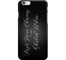 Forget Prince Charming iPhone Case/Skin