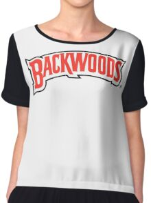 Backwoods Chiffon Top