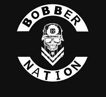 Bobber Nation White Hoodie