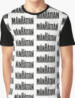 Manhattan Graphic T-Shirt