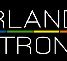 Orlando Strong - Simple Sticker