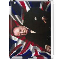 Sir Winston Churchill iPad Case/Skin