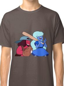 RUBY & SAPPHIRE - STEVEN UNIVERSE Classic T-Shirt