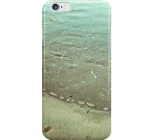 Abstract rippled water iPhone Case/Skin