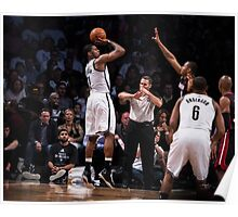 Joe Johnson Poster
