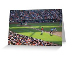 Orioles Greeting Card