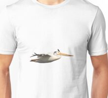 Isolated Pelican 2016-1 Unisex T-Shirt