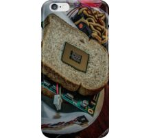 Geek OUT TO LUNCH iPhone Case/Skin