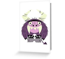 Foster's Home for Imaginary Friends Greeting Card