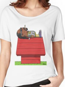 Snoop Women's Relaxed Fit T-Shirt