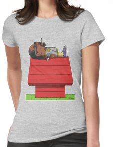 Snoop Womens Fitted T-Shirt