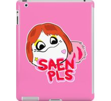 Nieko Wuree iPad Case/Skin