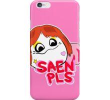 Nieko Wuree iPhone Case/Skin