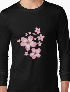 Sakura Blossoms  Long Sleeve T-Shirt