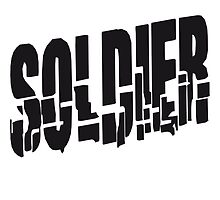Soldier Stempel Design by Style-O-Mat