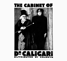 Caligari Poster b/w with lettering Unisex T-Shirt