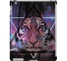Wood Tiger iPad Case/Skin