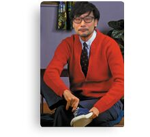 Mister Kojima's Neighborhood Canvas Print