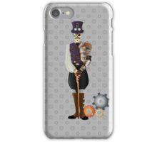 Steampunk Skeleton iPhone Case/Skin