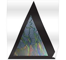 Alt-j An Awesome Wave Triangle Poster