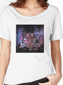 Wood Tiger Women's Relaxed Fit T-Shirt