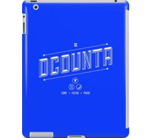 DCOUNTA iPad Case/Skin