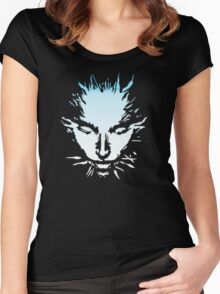 Shodan System Shock  Women's Fitted Scoop T-Shirt